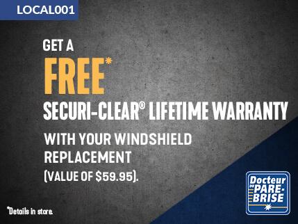 LOCAL001 free securi clear lifetime warranty